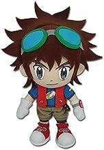 "GE Animation Great Eastern Digimon Digital Monsters Mikey Kudo Stuffed Plush, 9"""