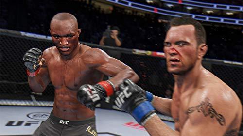 41b7qkq9UcL - EA SPORTS UFC 4 - PlayStation 4