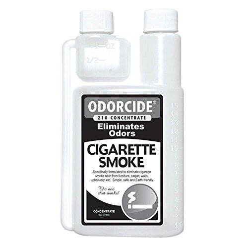 Odorcide 210CS-P Cigarette Smoke Concentrate 16 oz,Red