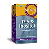 Enzymatic Therapy | Cell Forte | IP-6 & Inositol | 120 vegetarische Kapseln | Immunsupport