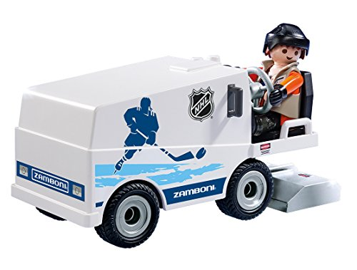 Machine Surfaceuse Zamboni NHL Playmobil Ensemble de jeu 9213 - 2
