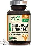 Extra Strength Nitric Oxide L-Arginine Supplement...