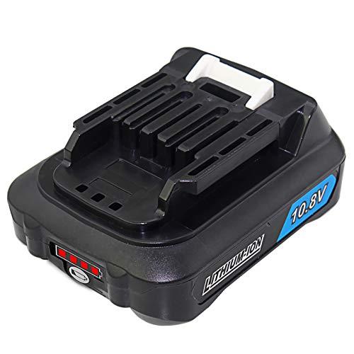 Reoben互換マキタ 10.8V バッテリー bl1015B 3000mAh マキタ BL1015Bバッテリー BL1050 BL1060掃除機 バッテリー