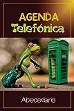 Agenda Telefónica Abecedario: Libreta de direcciones AZ | teléfonos y correos electrónicos | cumpleaños y días de fiesta | números de emergencia a anotar | 524 contactos, 133 páginas | 15*23cm