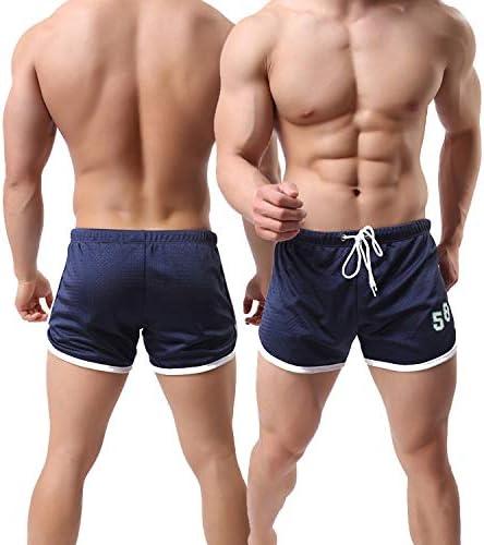 Men Swim Trunks Beach Short Sporting Shorts Fitness Briefs Men's Sporting Swimming Shorts Nylon Briefs