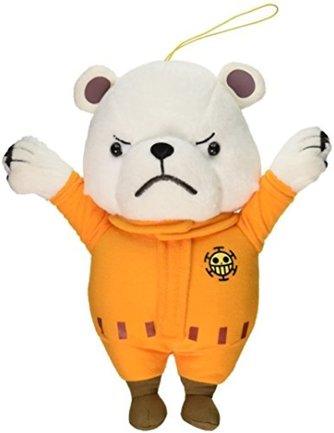 Great Eastern One Piece 9 Bepo Plush by Great Eastern