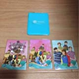 SHINee World ソウルコン トレカ 3枚 セット ケース付き テミン オニュ ジョンヒョン キー ミノ 全員 5人 集合