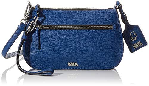 Karl Lagerfeld Umhängetasche blau