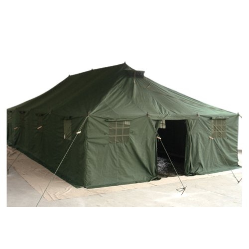 ARMY TENT PE 10X4 8 M OLIVE