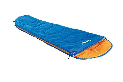 High Peak Kinder Schlafsack Boogie, blau/Orange,