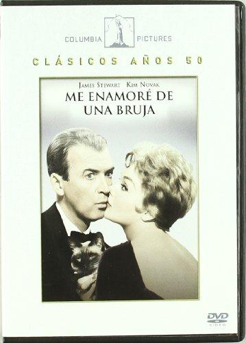 Me Enamoré De Una Bruja (Import) (Dvd) (2011) Kim Novak; James Stewart; Richard