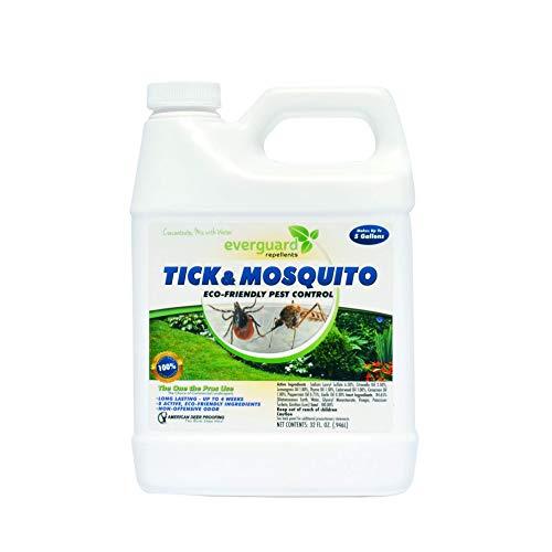 Everguard ADPTM32C Tick & Mosquito Repellent, Clear