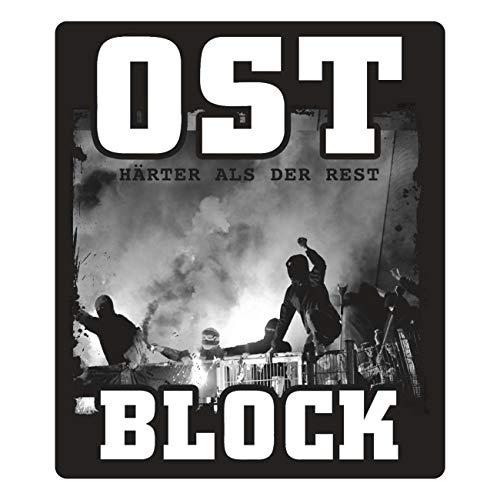 Aufkleber Ost Block (Wetterfest)