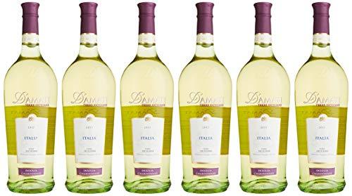 D'Amati Insolita, Chardonnay, 6er Pack (6 x 1 l)