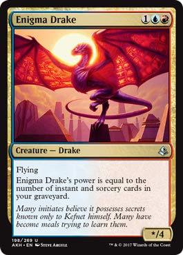 Wizards of the Coast Enigma Drake - Amonkhet