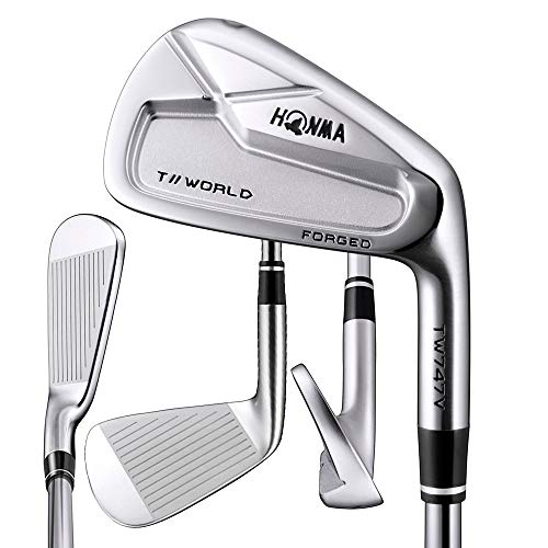 Sale!! HONMA Tour World TW747V Single Iron RH 3 Steel Reg