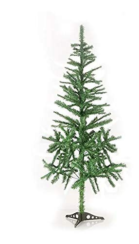 Árvore De Natal Pinheiro Verde 1,50 De Altura Cor:Verde