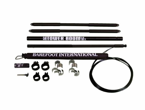 Barefoot International The B.I. Tower Boom (Fits 2 1/4-Inch to 2 1/2-Inch Towers)