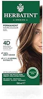 Herbatint 4D Golden Chestnut Hair Colour Gel 150ML