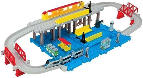 WJ JR500 Bullet Train Playset (japan import)