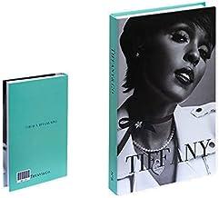 Decorative Fashion home Fake book,Tiffany& Co box book…