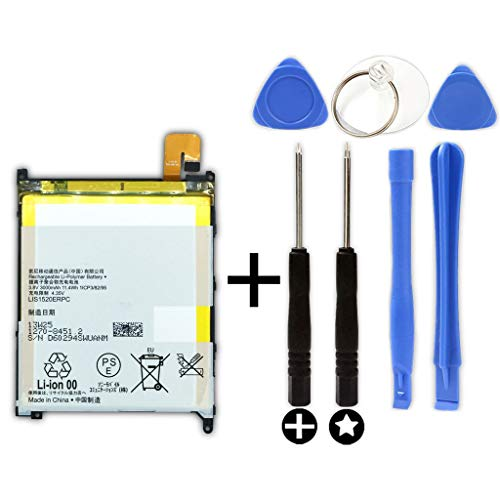 Batteria interna per Sony Xperia Z Ultra XL39H + attrezzi C6802| LIS1520ERPC