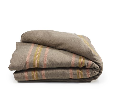 Check Price Libeco Home - Pure Linen 'Nottinghill' Duvet Cover