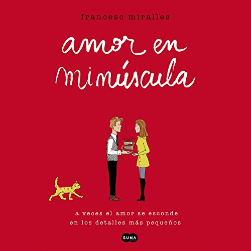 Amor en minúscula [Lower-Case Love] audiobook cover art