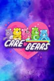 Recipe Journal Baking Pastry Notebook Care Bears Unlock the Magic Lineup