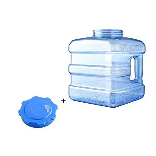 Bbhhyy Wasserbehälter, Haushaltskleinwassertank Mit Deckel Verdickte Wassertank Kaffeetisch Lagerung Eimer (Size : 5L)