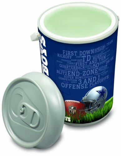 NFL Dallas Cowboys Insulated Mega Can Cooler, 5-Gallon