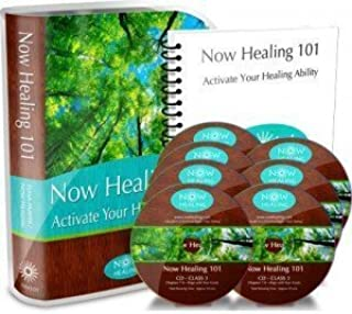 Now Healing 101 Home Study Course (Book and 7 CD's)