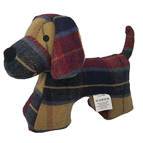 Dewarfami Fabric Animal Door Stopper Dog Lover Gifts Doorstops Book Stopper Prevent Door from Hitting The Wall