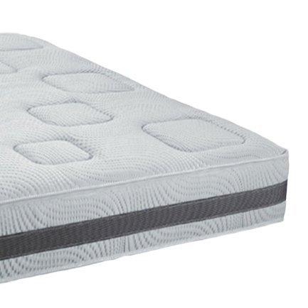 EFFETTO CASA VivereZen - Materasso Lattice 100% Naturale Pirelli - Biomaterasso Misura 80x190 cm