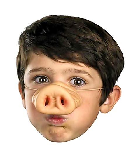 Lovelegis Schweinenase - Maske - Zubehör - Tier - Ferkel - Verkleidung - Halloween - Karneval - Kinder - Mann - Frau - Geschenkidee für Weihnachten und Geburtstag