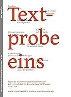 Textprobe eins: Texte der Teilnehmer und Teilnehmerinnen der Textwerkstatt im Literaturhaus Nordhessen 2019-2020