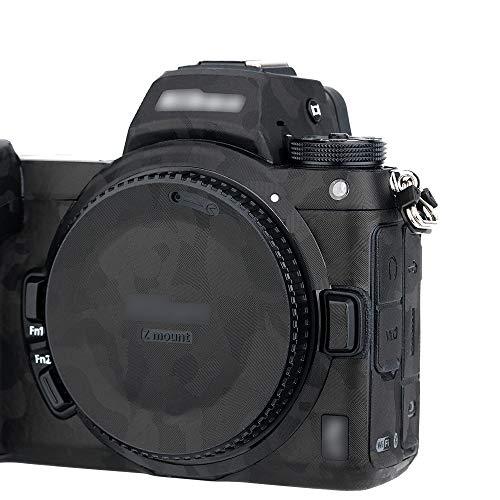 KIWI FOTOS Kameragehäuse Anti-Kratzschutz Aufkleber für Nikon Z6 II, Z7 II Kamera Anti-Rutsch Cover Film (Camouflage-Muster)