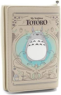 Loungefly Studio Ghibli My Neighbor Totoro Book Crossbody Bag product image