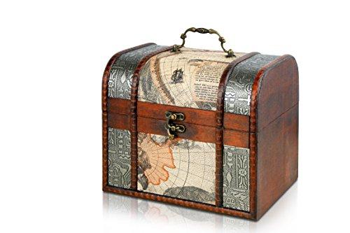 Brynnberg - Caja de Madera Cofre del...