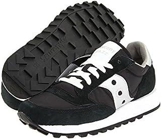 (サッカニー) SAUCONY 靴?シューズ レディーススニーカー Saucony Originals Jazz Original Black/Silver US 7 (23.5cm) B