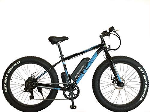 E-Bike, Fatbike, FC Gredos, Mountainbike, 250 W, 36 V, Heckmotor, Pedelec, Damenrad, Herrenfahrrad