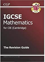 IGCSE Maths CIE (Cambridge) The Revision Guide by Richard Parsons - Paperback