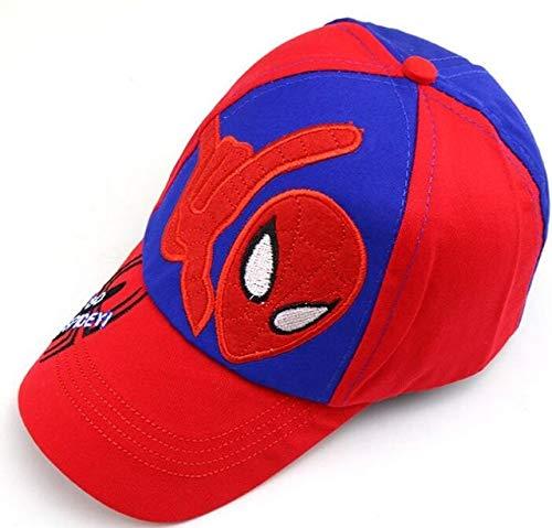 Baby Mädchen Hüte New Cartoon drucken Baby Stickerei Baumwolle Baseball Caps Kinder Jungen Mädchen Hip Hop Hut Kinder Snapback-5-Adjustable