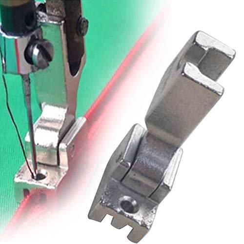 Zipper Voet Accessoires Workshops Stitchmaster Presser Vervanging Materiaal Feeder Duurzame Naaimachine Lijn Positionering Staal Universeel Praktisch Onzichtbaar als afbeelding tonen