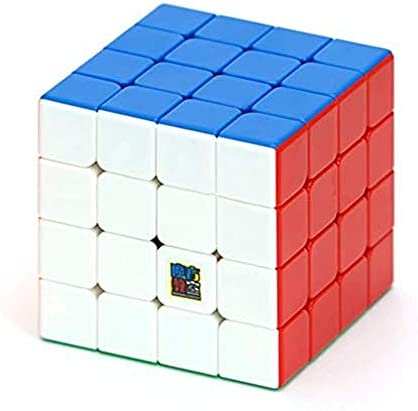 CuberSpeed Moyu Meilong 4x4 M Magnetic stickerless Speed Cube MFJS MEILONG 4x4x4 M Cubing Classroom product image