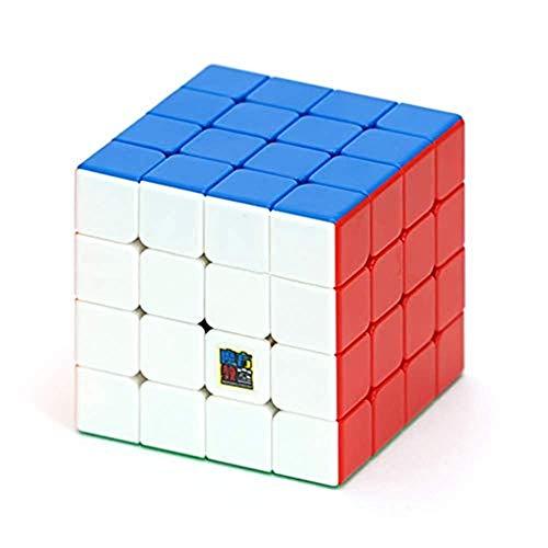 CuberSpeed Moyu Meilong 4x4 M Magnetic stickerless Speed Cube MFJS MEILONG 4x4x4 M Cubing Classroom Meilong 4x4 M Speed Cube