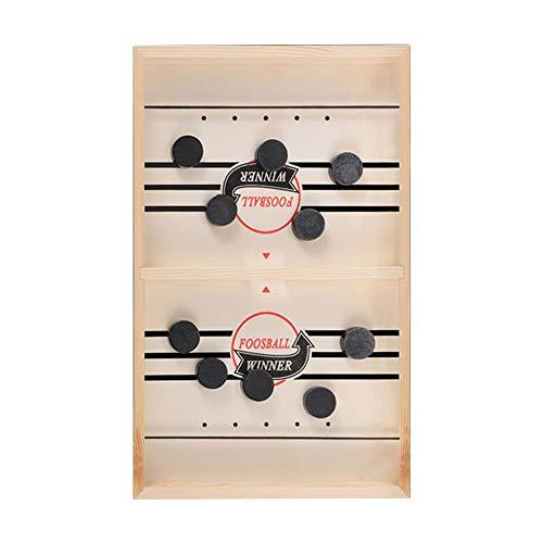 Funien クイックスリングパックボードゲーム、2人用勝者ゲームテーブルゲームカタパルト-チェス親子インタラクティブおもちゃクイックスリングパック