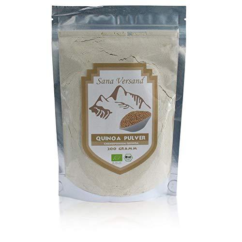 Quinoa Pulver 200g aus Peru ist ein reines BIO Naturprodukt DE-ÖKO-006