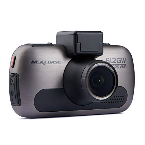 Nextbase 612GW 4k Ultra HD Resolution in Car Dash Cam Camera DVR Digital Driving Video Recorder with...
