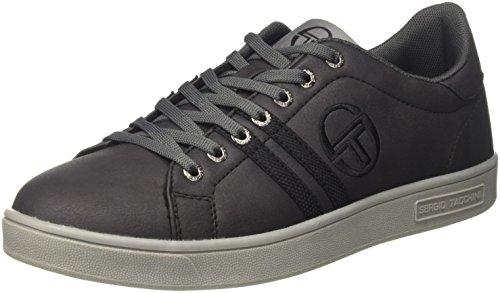 Sergio Tacchini STM724115, Sneakers Basses Homme - Gris - Gris (Shark 02), 40 EU EU